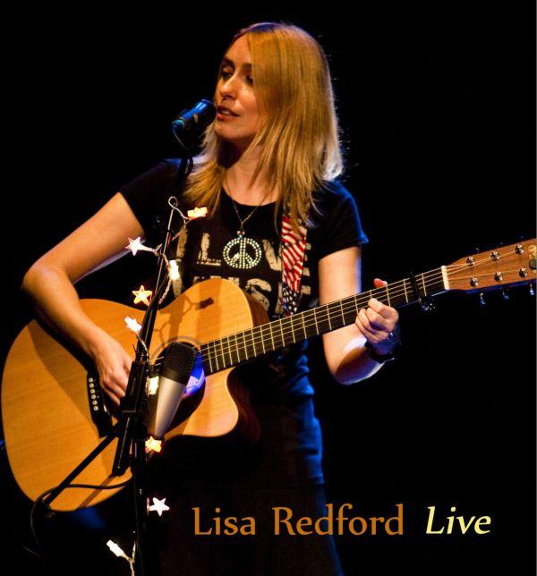 Lisa Redford Live Album Cover
